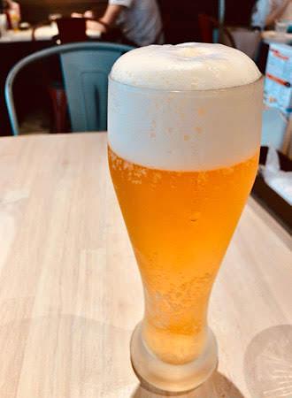 泡ふわビール