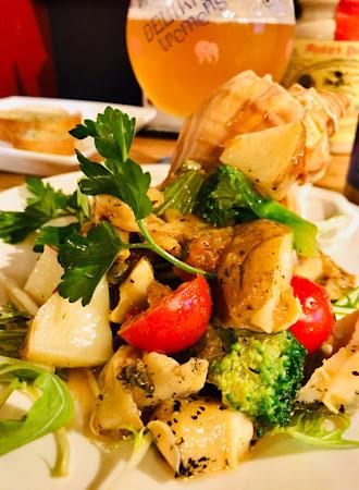 活!つぶ貝と彩り野菜のマリネ