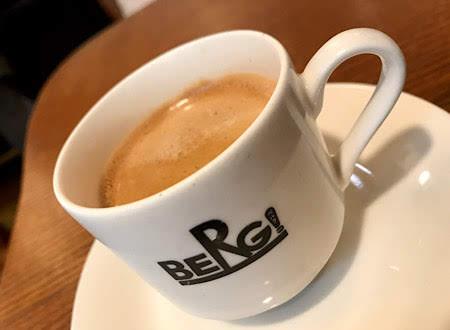 泡立ちブレンドコーヒー